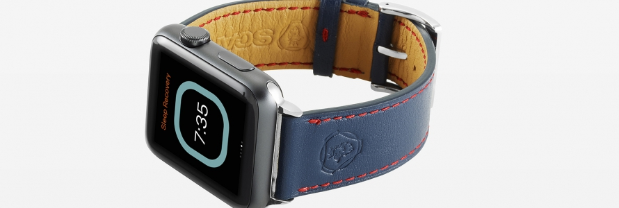 Scania apple watch